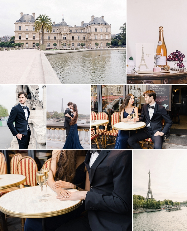 Paris Destination Engagement Session Snapshot