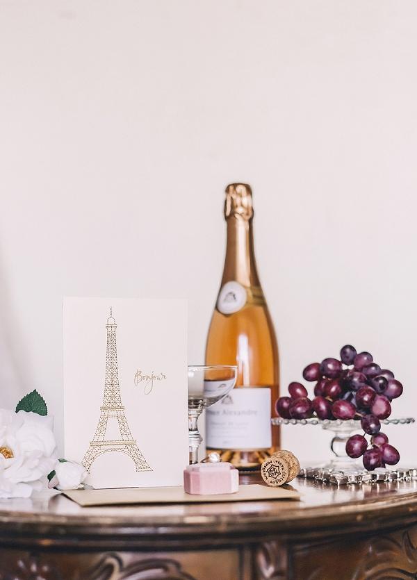 Paris Destination Engagement photoshoot