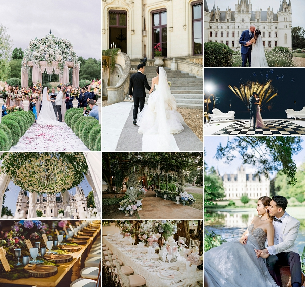 The Allure of the Outdoor Wedding Snapshot