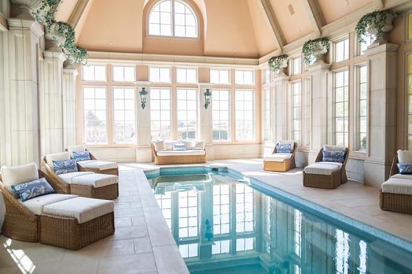 The Olana pool