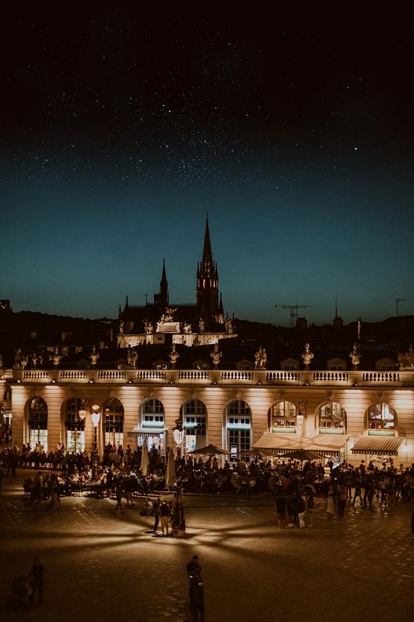 Vibrant city France