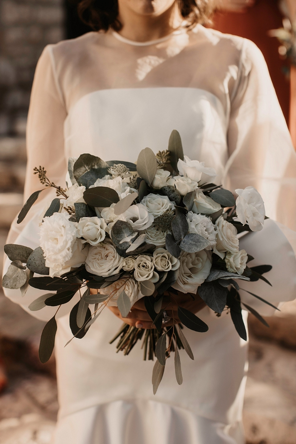 Winter Wedding Flower Ideas