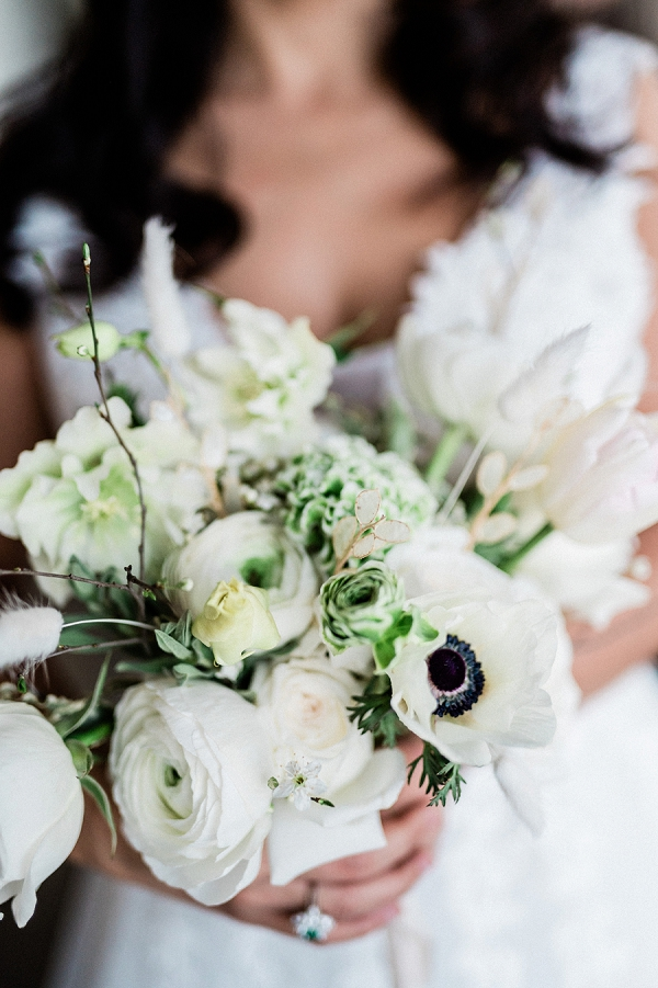 Winter Wedding Flower advice
