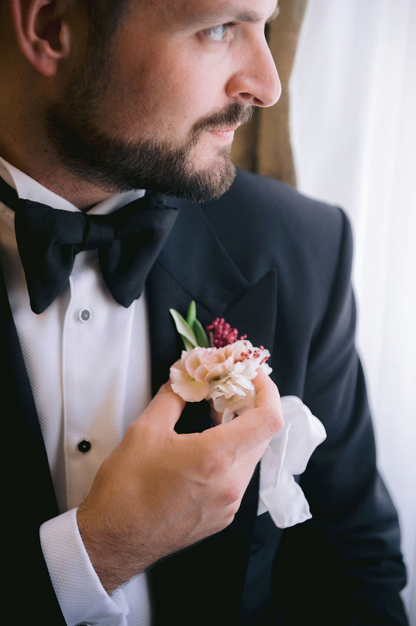 black tie groom inspiration