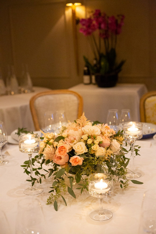 french riviera wedding flowers