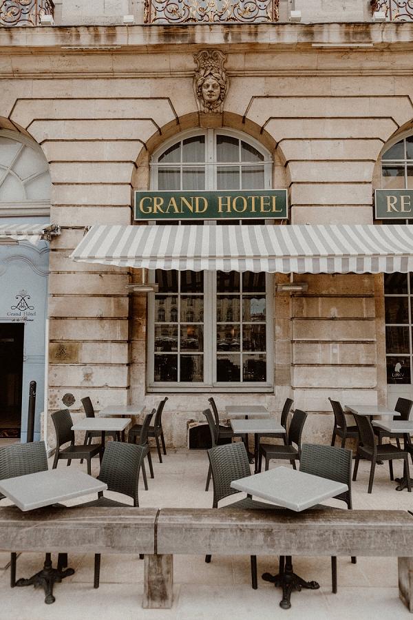 grand hotel nancy France