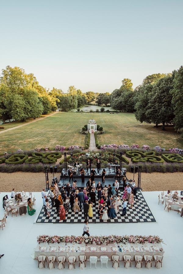 loire valley wedding venue