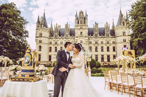 luxury chateau wedding venue