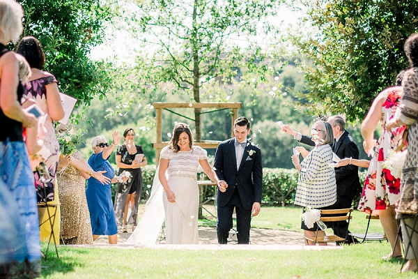 outdoor Saint Emilion wedding