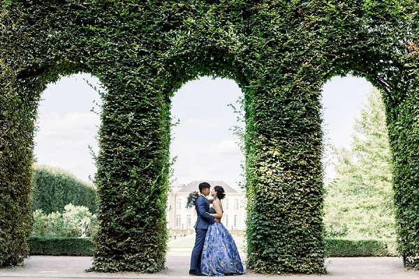 real life Elopement in Rodin Museum