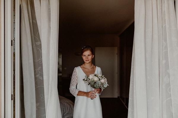 real wedding Nancy