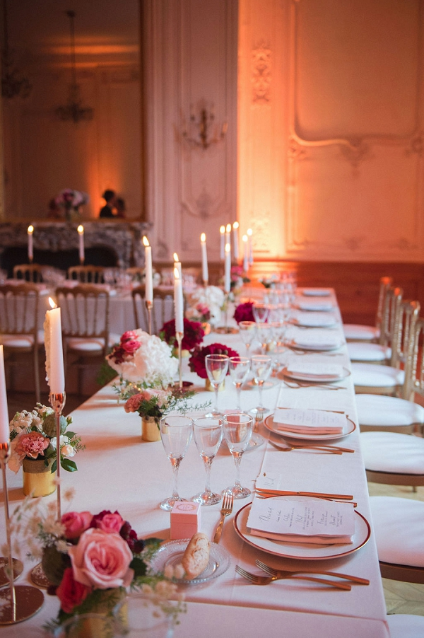 stylish paris wedding venue
