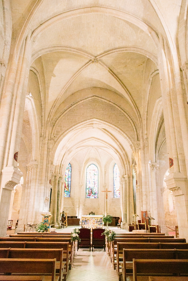 wedding at Salons France-Amérique