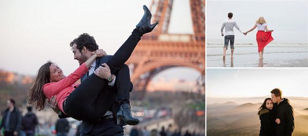 3 Elian Concept Wedding France Newly Engaged Engagement Photoshoot