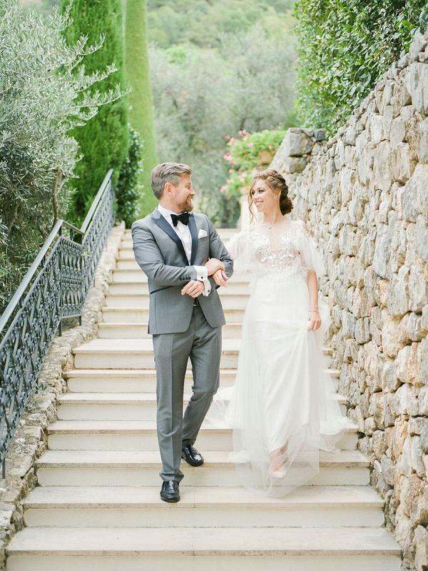Chateau Saint Martin & Spa wedding
