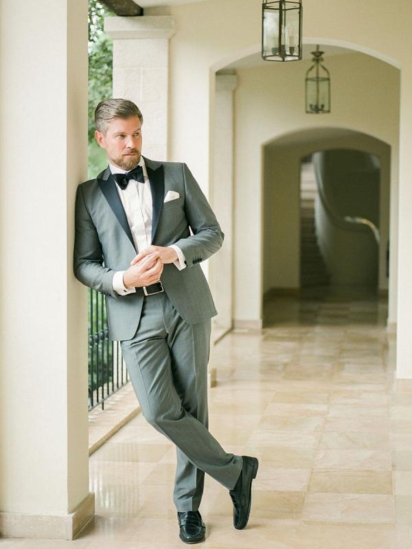 Crisoni Monaco groom