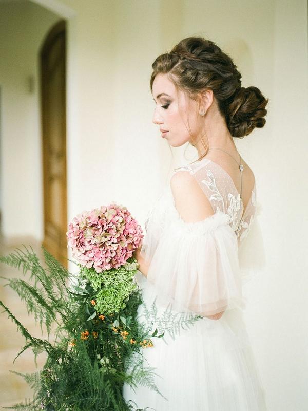 Géraldine Daulon bride
