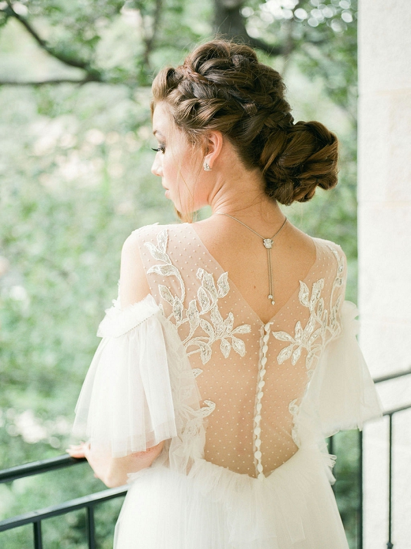 Géraldine Daulon gown
