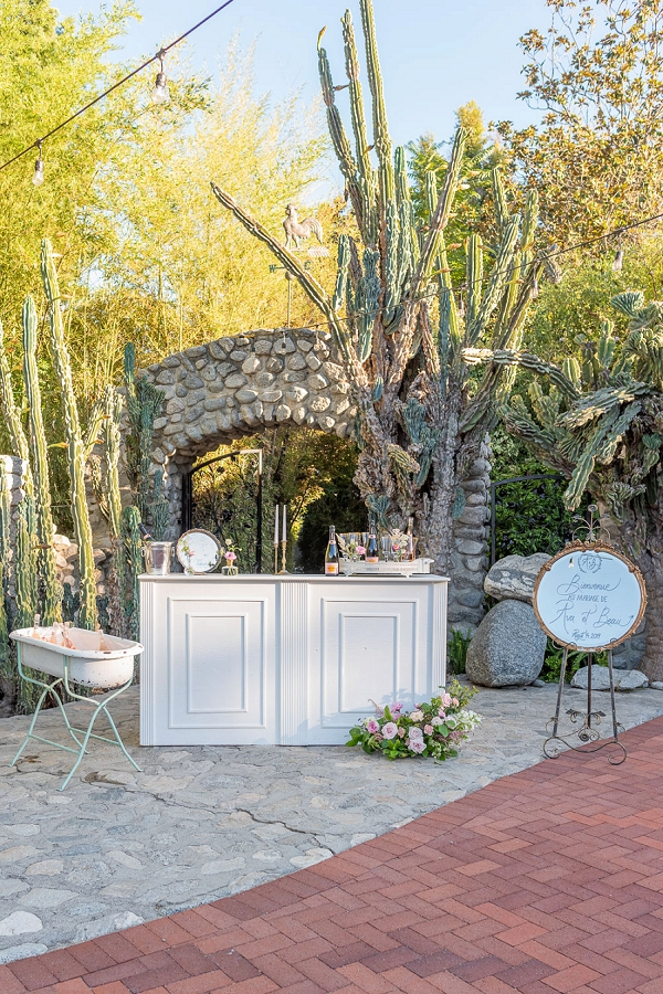 wedding bar ideas