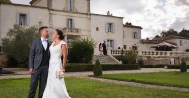 Château de Lantic Wedding Venue Near Bordeaux