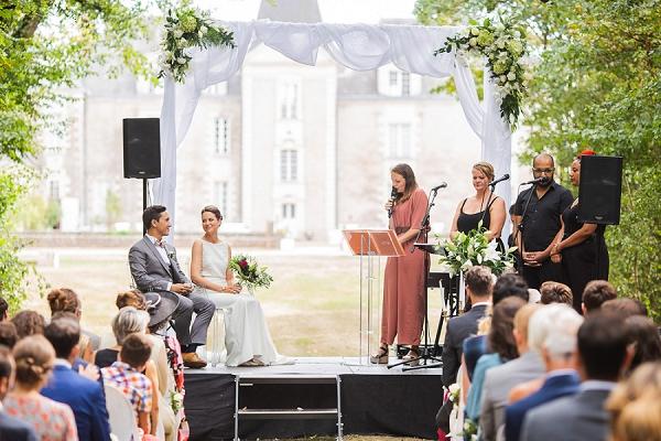 Château des Lys wedding