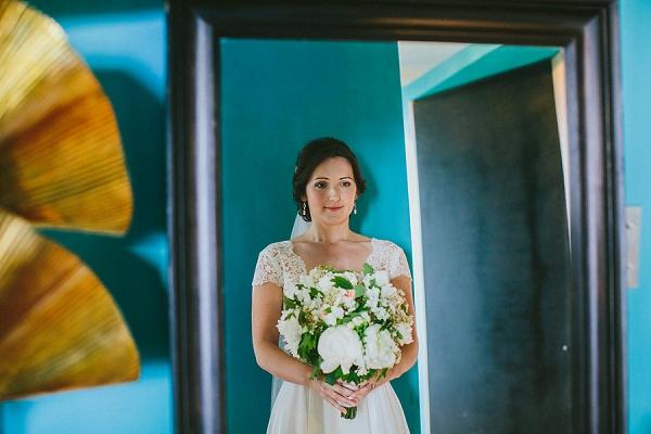 Charlie Brear bride