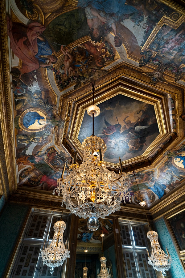 Chateau Vaux le Vicomte decor