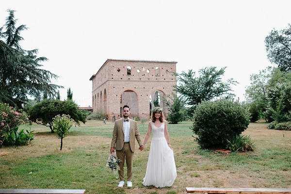 Domaine du Beyssac wedding location