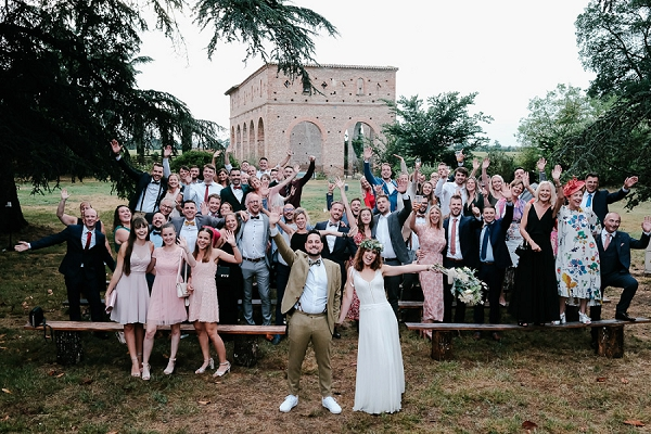 Domaine du Beyssac wedding photographer