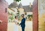 Dordogne historic Chateau wedding