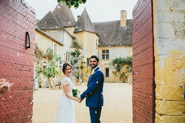Dordogne historic Chateau wedding