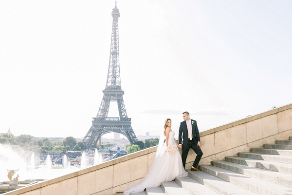Elopement at Palais Royal