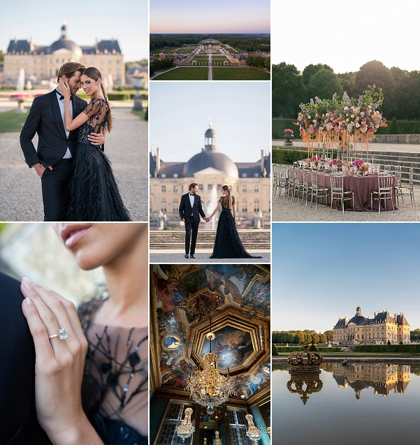 Fairytale weddings at Chateau Vaux le Vicomte Snapshot