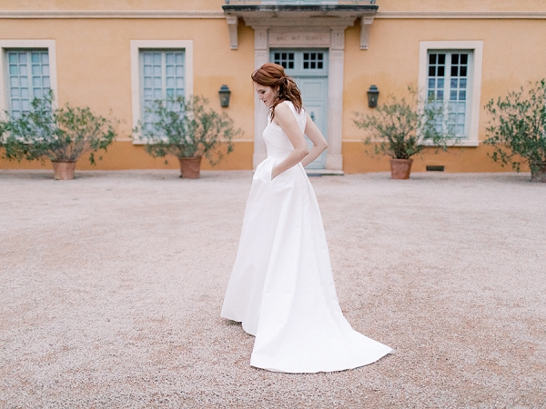 Fall wedding inspiration at Château de Chavagneux