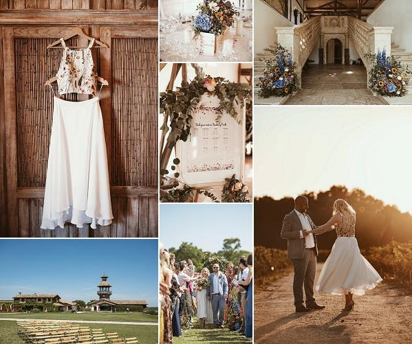 Famous Château Smith Haut Lafitte wedding Snapshot