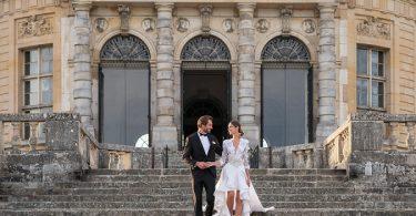 Frédéric Alzra haute couture gown