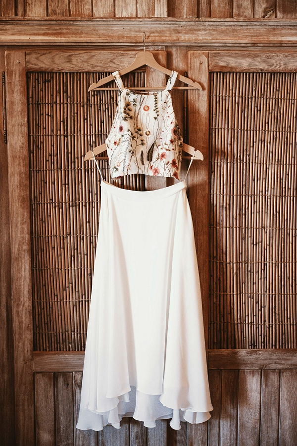 House of Ollichon wedding dress