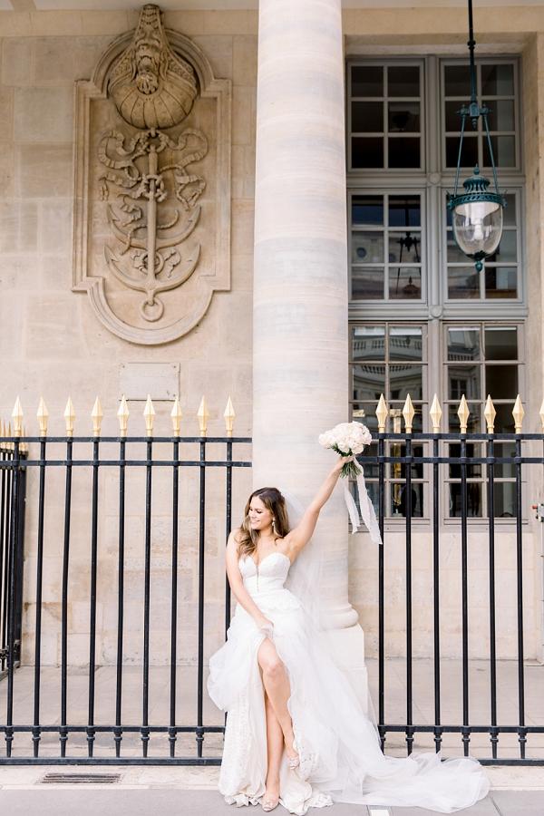 La Jeune Mariee bride