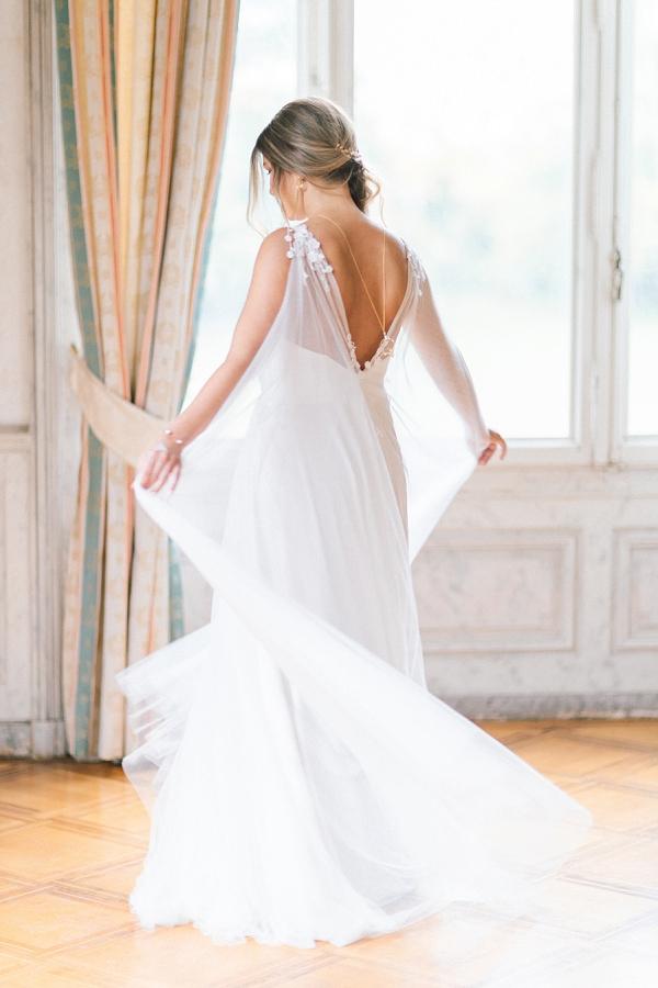 Mademoiselle Rêve wedding dress