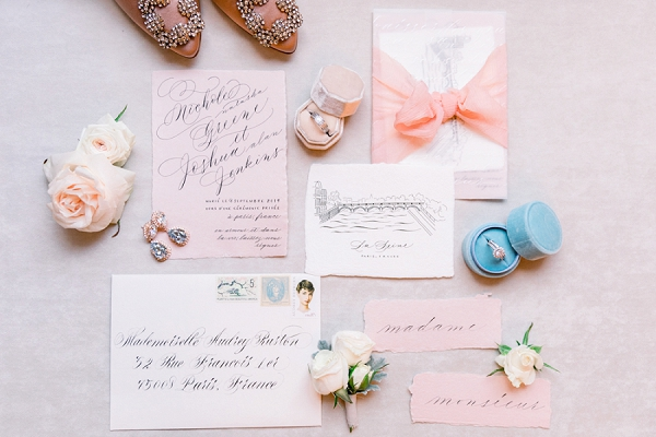Marisa Made wedding stationery