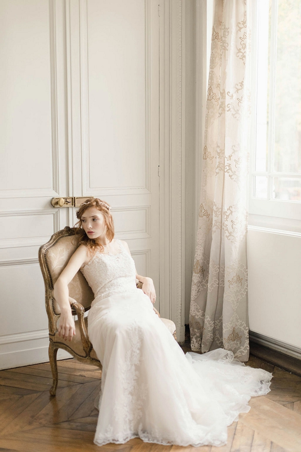 Martine Mariage wedding dress