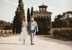 Rustic Château Smith Haut Lafitte wedding