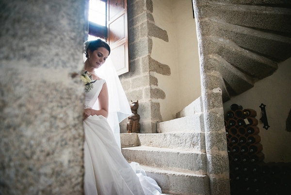 castle wedding in Loire Valley