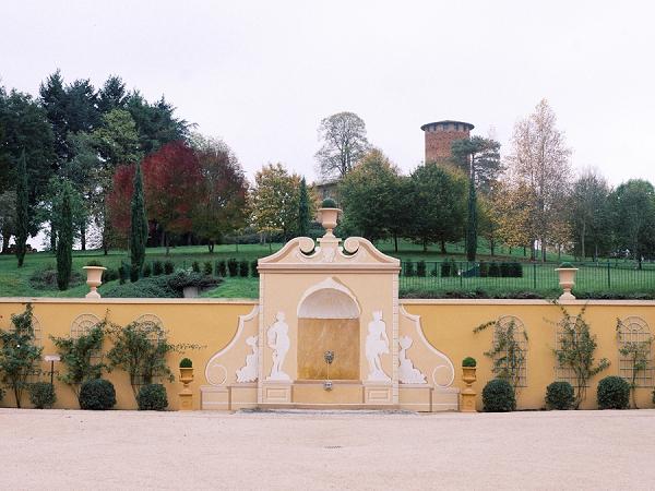 château de Chavagneux wedding venue