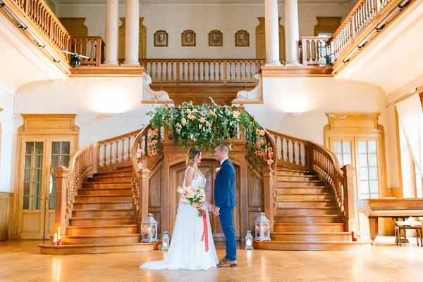 chateau de Moulinsard wedding venue