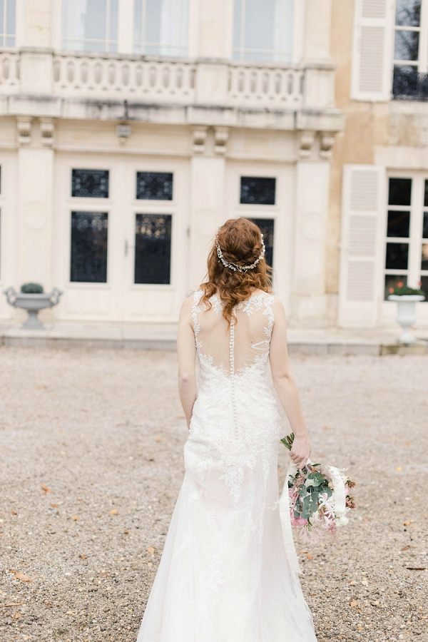 chic Chateau de Varennes wedding