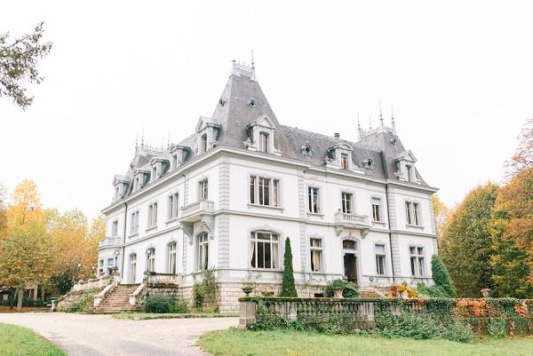 chic wedding venue France
