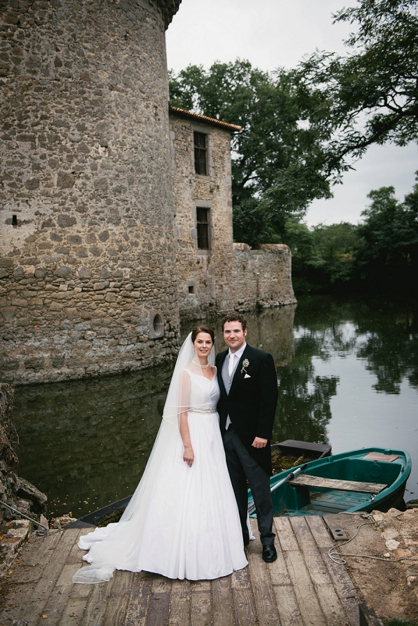 english inspired wedding in Loire Valley