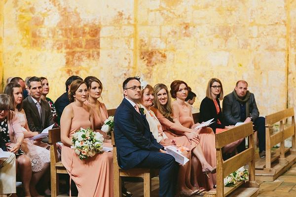 historic church wedding france