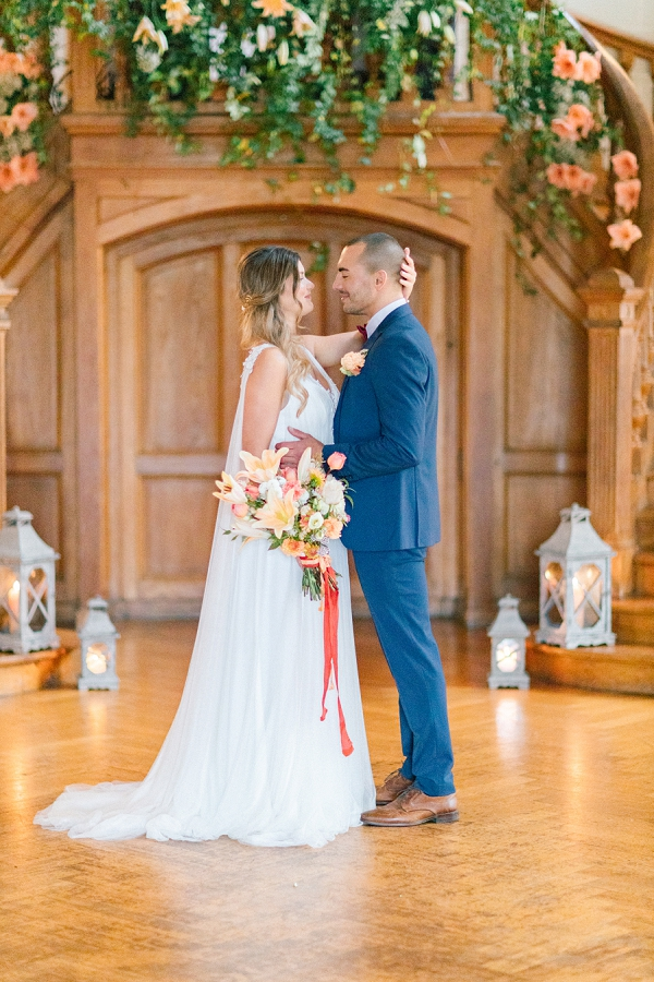 inspirational wedding in Annecy